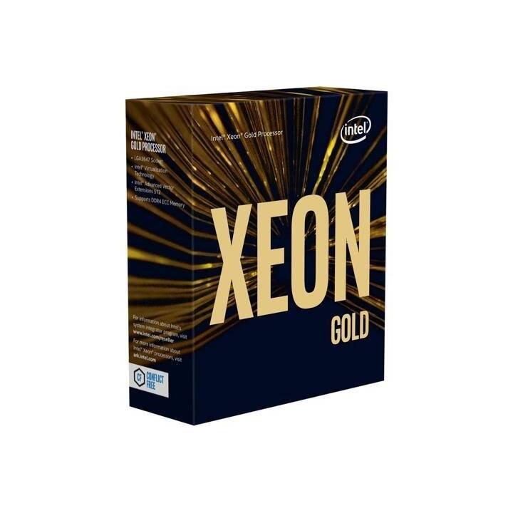 FUJITSU Intel Xeon Gold 6240M (LGA 3647, 2.6 GHz)