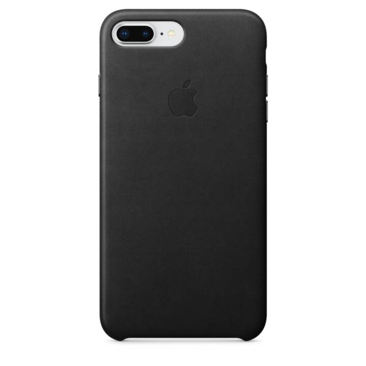 APPLE iPhone 8 Plus / 7 Plus étui en cuir Noir