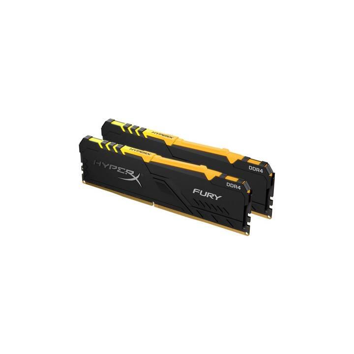 KINGSTON TECHNOLOGY Fury HX430C16FB4AK2/32 (2 x 16 GB, DDR4-SDRAM, DIMM 288-Pin)