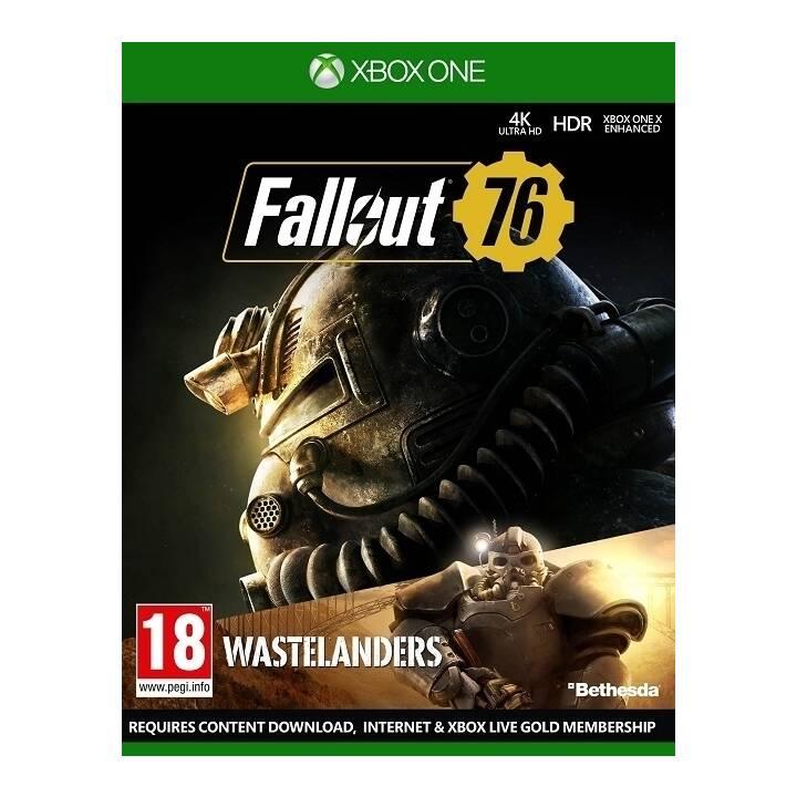 Fallout 76 Wastelanders (DE)