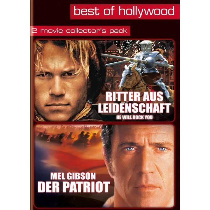 Ritter aus Leidenschaft / Der Patriot - Best of Hollywood 25 (DE, EN)