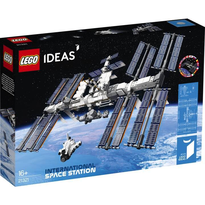 LEGO Ideas Internationale Raumstation (21321)