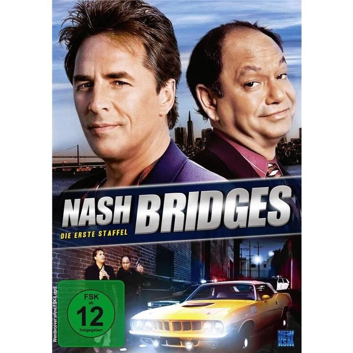 Nash Bridges Saison 1 (DE, EN)