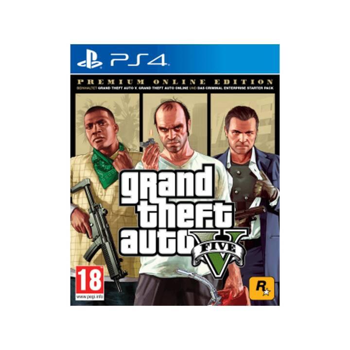 GTA V Premium Edition (EN)