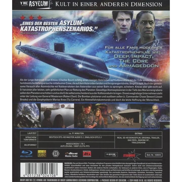 Asteroid vs Earth (2014) (DE, EN)