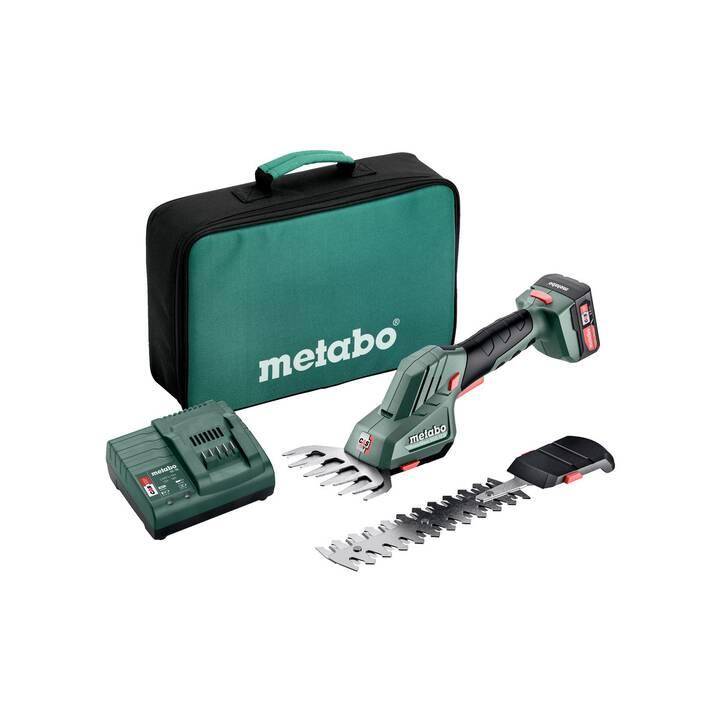 METABO PowerMaxx SGS 12 Q Cesoie per cespugli elettriche (8 mm)
