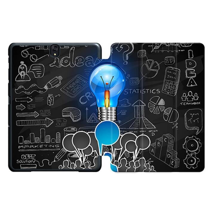 """EG MTT Sacoche à comprimés avec housse pliable Smart pour Samsung Galaxy Tab S3 9.7"""" MTT - Ampoule électrique"""