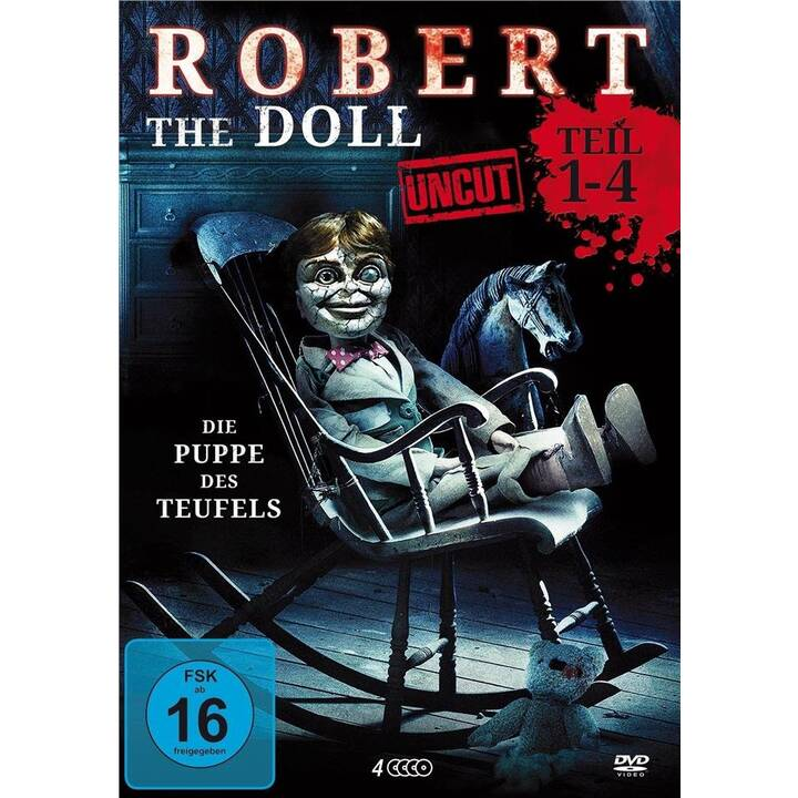 Robert the Doll - Teil 1-4 (DE, EN)