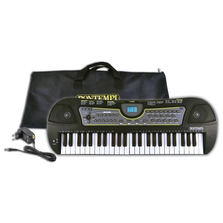 BONTEMPI Fare musica Keyboard (Nero)