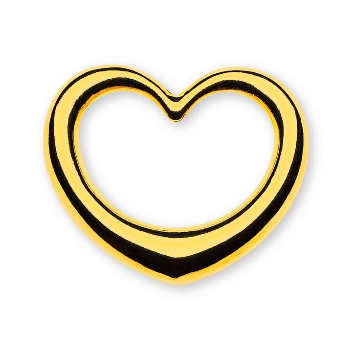 MUAU Swinging Heart Pendentif pour le cou (20 mm)