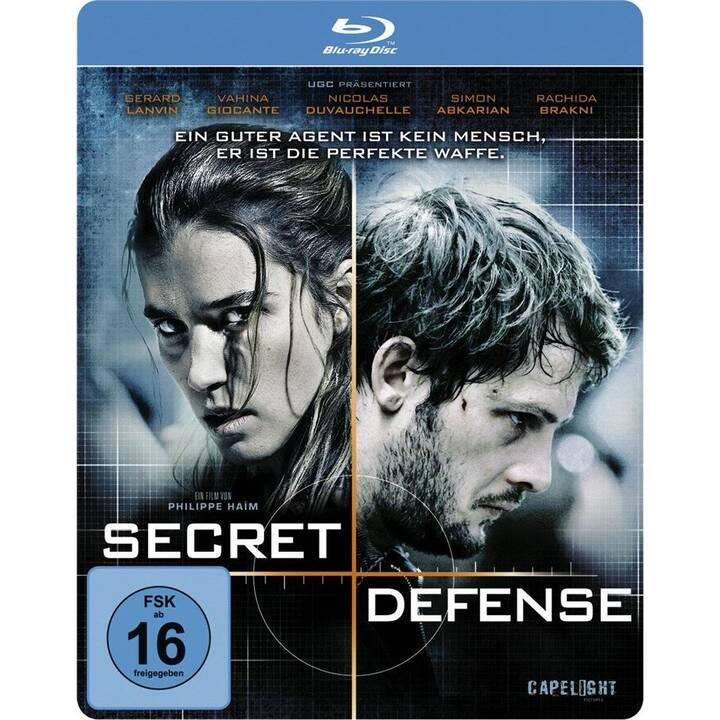Secret défense (DE, FR)
