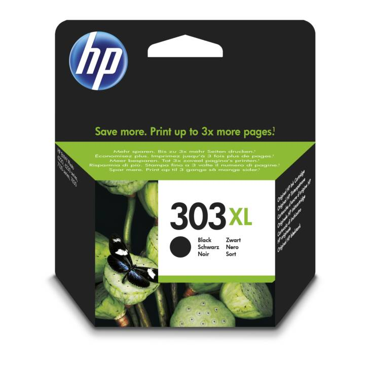 HP 303 XL HY Black