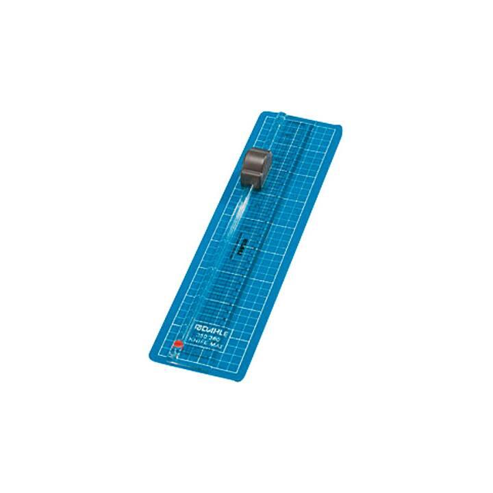 DAHLE Creative Set Rollenschneider, 35 cm, Blau
