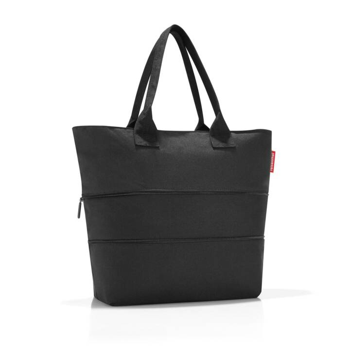 REISENTHEL E1 Shopper (Poliestere, Nero)