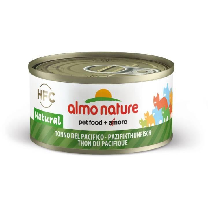 ALMO NATURE HFC Natural (Adulto, 1 x 70 g, Tonno)