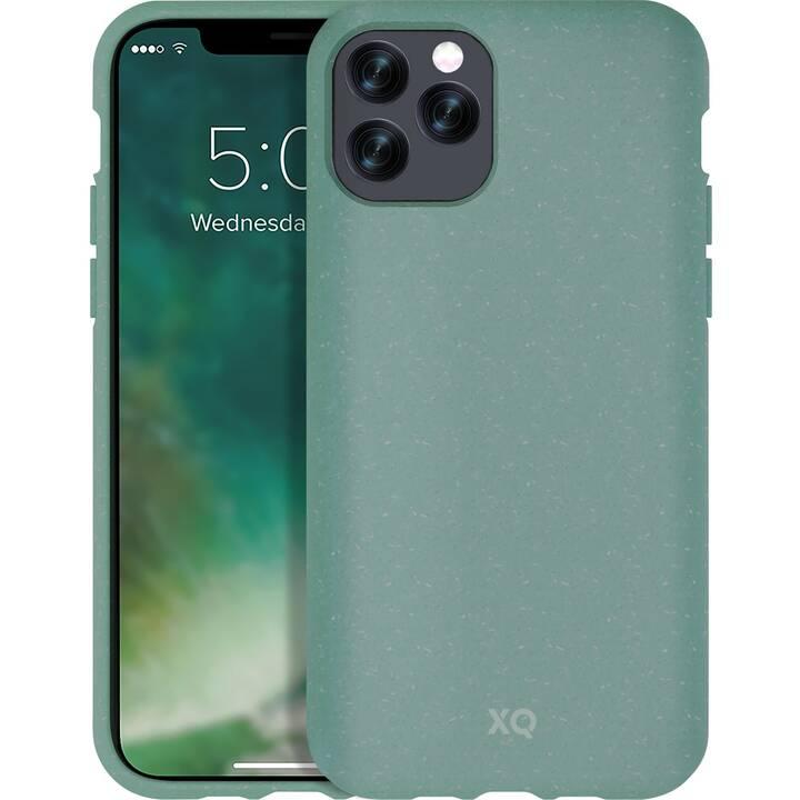 XQISIT Backcover ECO Flex Palm Green (iPhone 11 Pro, Grün)
