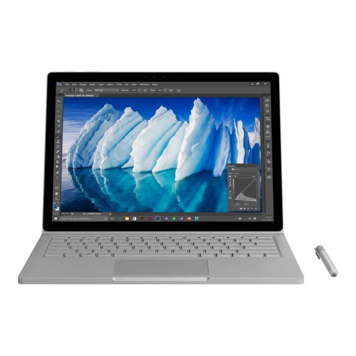 "MICROSOFT Surface Book Performance Base (13.5"", Intel Core i7, 8 GB RAM, 256 GB SSD)"