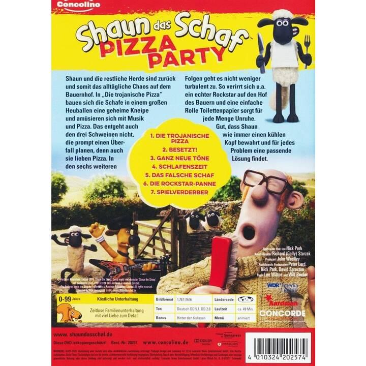 Shaun das Schaf - Pizza Party (DE)