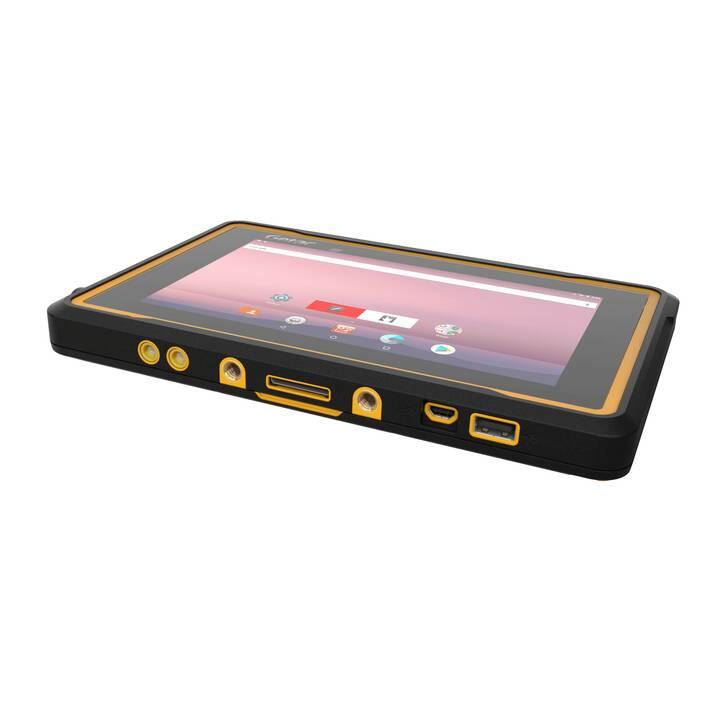 """GETAC ZX70 (7"""", 128 GB, Gelb, Schwarz)"""