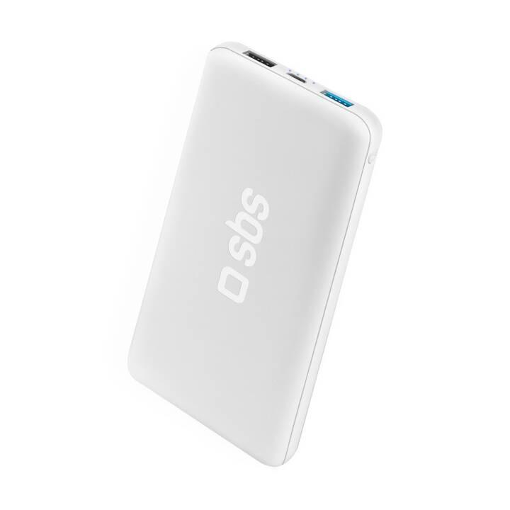SBS Powerbank Extra Slim  (1000 mAh)