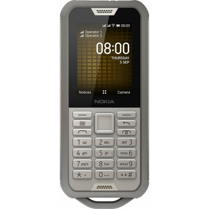 "NOKIA 800 Tough (2.4"", 4 GB, 2 MP, Beige, Camouflage)"