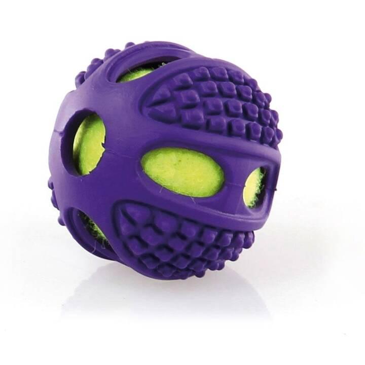 SWISSPET Jouets à lancer Ballo M (Caoutchouc, 10 cm)