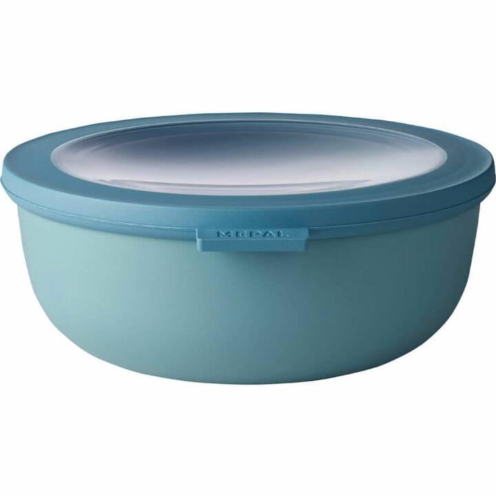 LIVIQUE Boîte de conservation Cirqula Blue (1.25 l, Plastique)