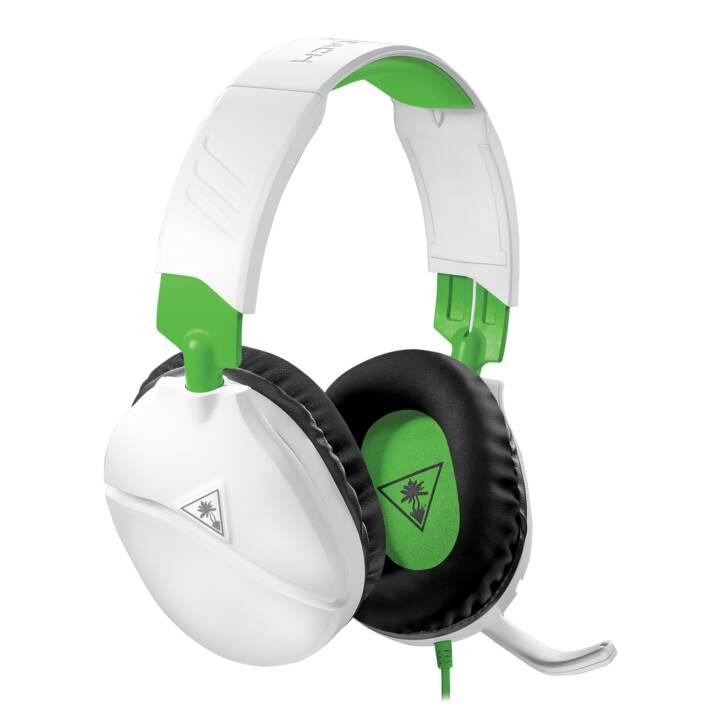 TURTLE BEACH Ear Force Recon 70X (Over-Ear, Bianco, Verde, Nero)