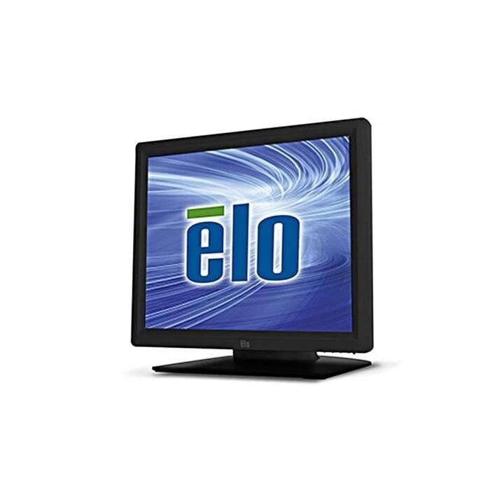 "ELO Desktop Touchmonitors 1717L iTouch Zero-Bezel, 17"" Touchscreen, Black"