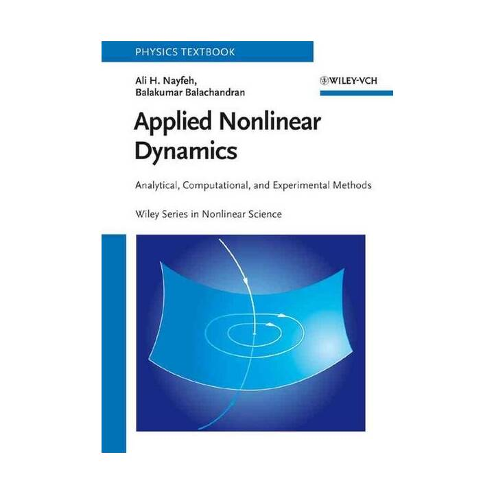 Applied Nonlinear Dynamics