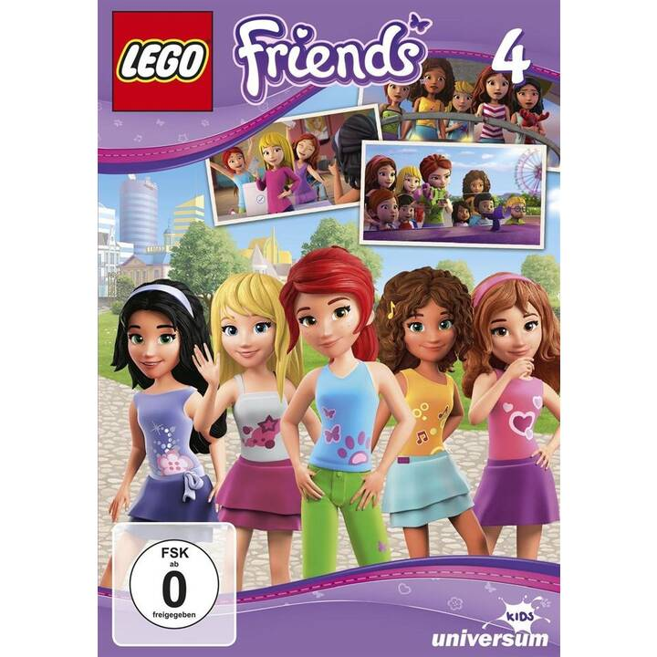 LEGO: Friends - DVD 4 (DE, EN)