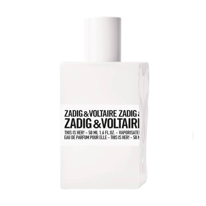 ZADIG & VOLTAIRE This is Her!, 50 ml