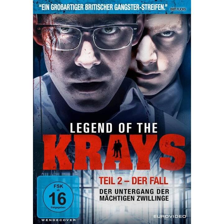 Legend of the Krays - Teil 2 - Der Fall (DE, EN)