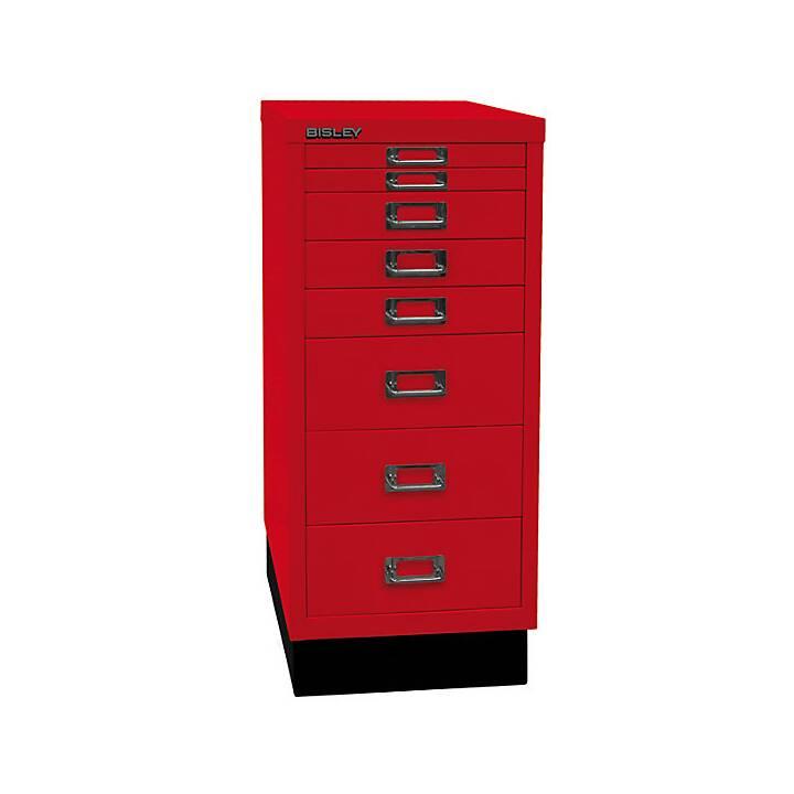 BISLEY MultiDrawer Schubladenbox (Rot)