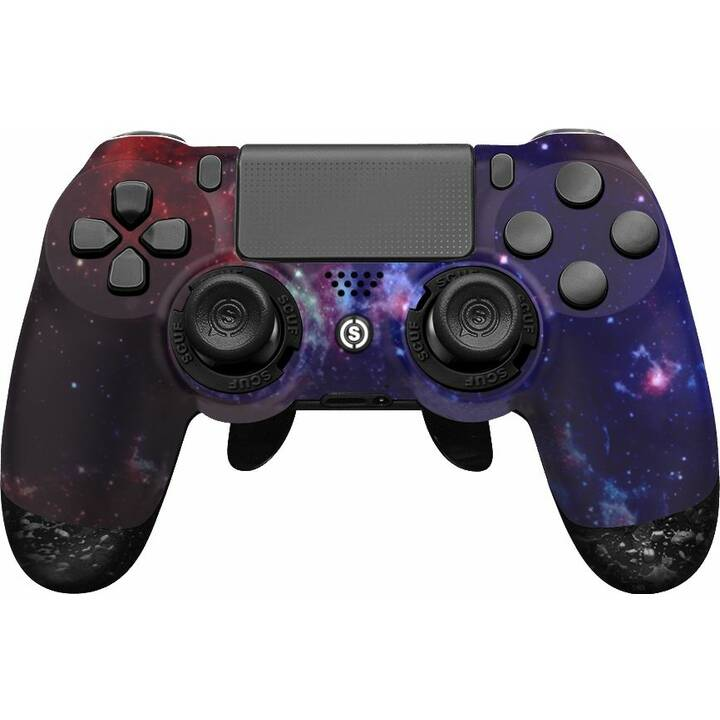 SCUF GAMING Infinity 4PS Pro - Galaxy Gamepad (Blau, Violett)