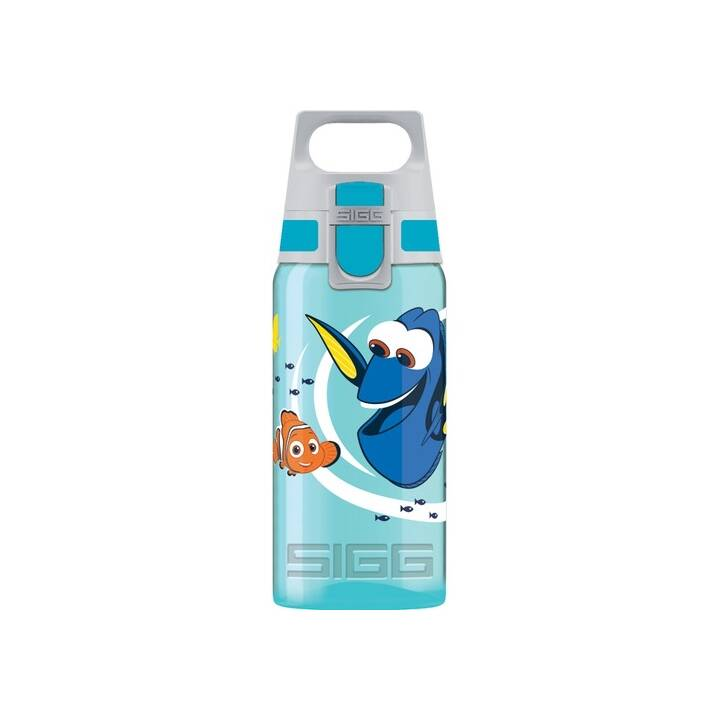 SIGG Trinkflasche Dory (0.5 l, Mehrfarbig)