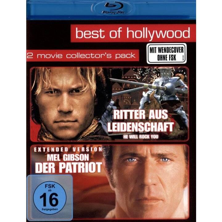 Ritter aus Leidenschaft / Der Patriot - Best of Hollywood Collectors Edition (DE, EN)