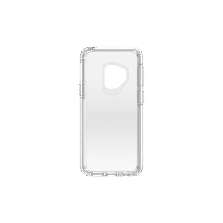 OTTERBOX Backcover Symmetry (Galaxy S9, Transparent)