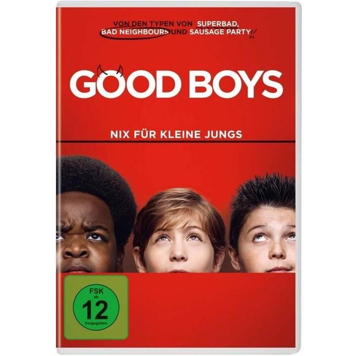 Good Boys - Nix für kleine Jungs (DE, EN, IT, TR, ES)