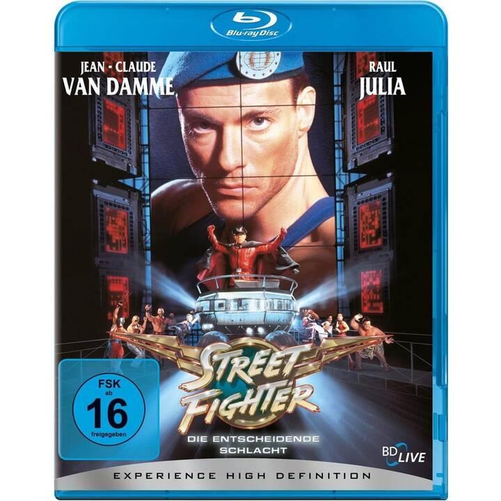 Street Fighter - Die entscheidende Schlacht (IT, DE, EN)