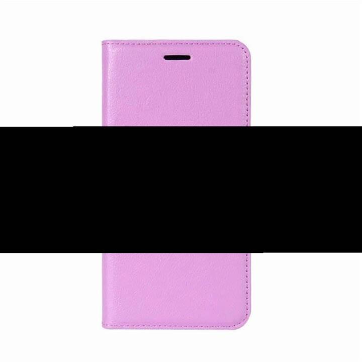EG Mornrise Portefeuille pour Huawei P20 Lite - Violet