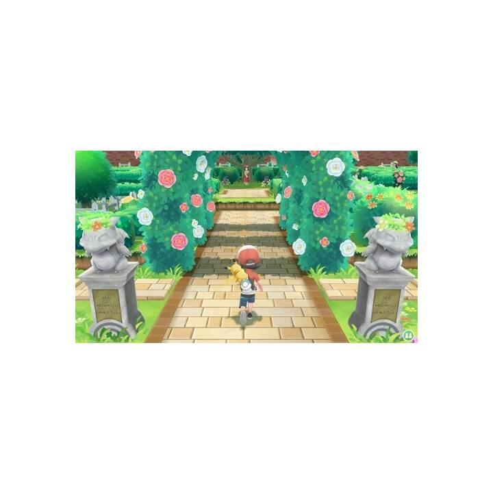 NINTENDO Pokemon Let's Go Pikachu! (DE)