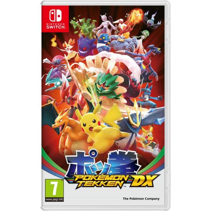 Pokémon Tekken DX (DE)