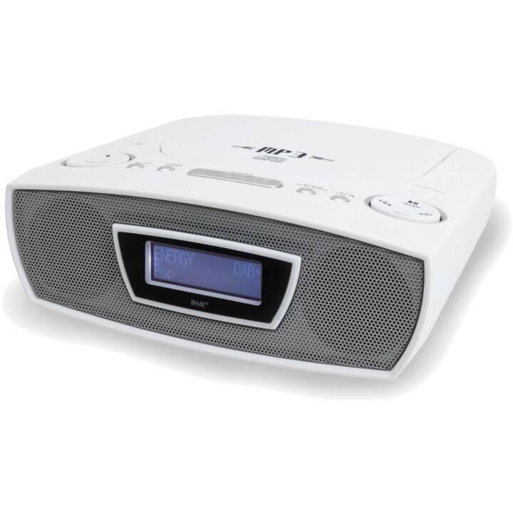 SOUNDMASTER DAB+ Radio URD480 Bianco