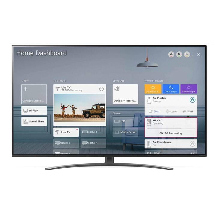 "LG 55NANO816 Smart TV (55"", LED, Ultra HD - 4K)"