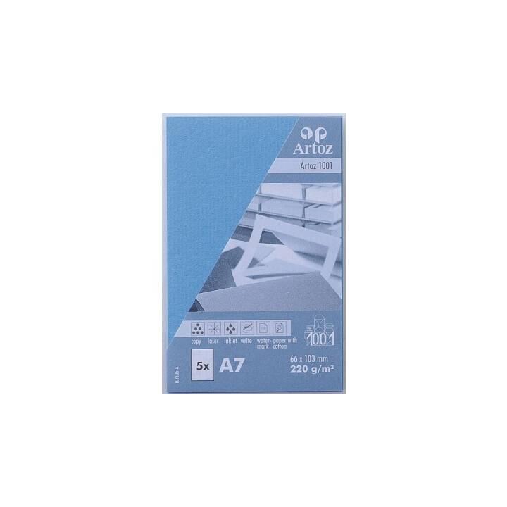 ARTOZ 1001 Biglietti da visita (5 pezzo, A7, 220 g/m2)