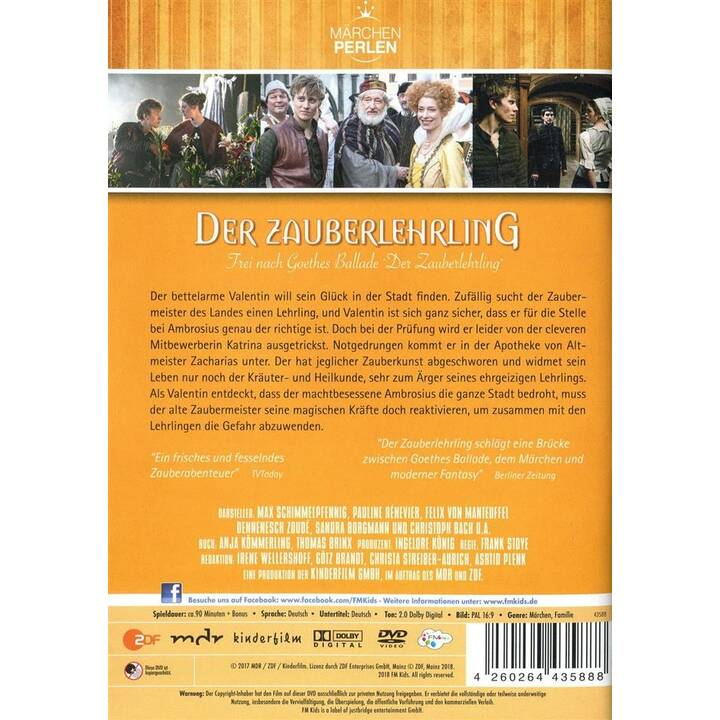 Der Zauberlehrling (DE)
