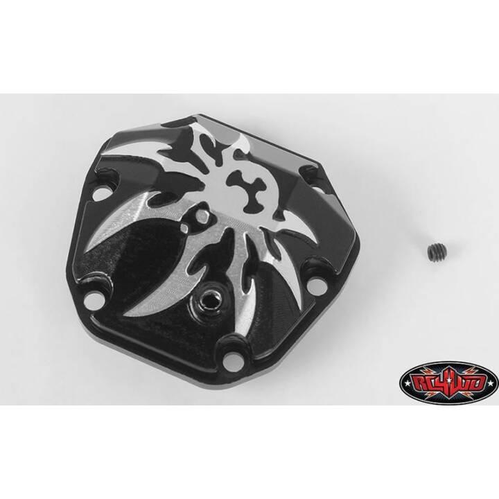 RC4WD Couvercle de différentiel Poison Spyder Bombshell HPI Venture