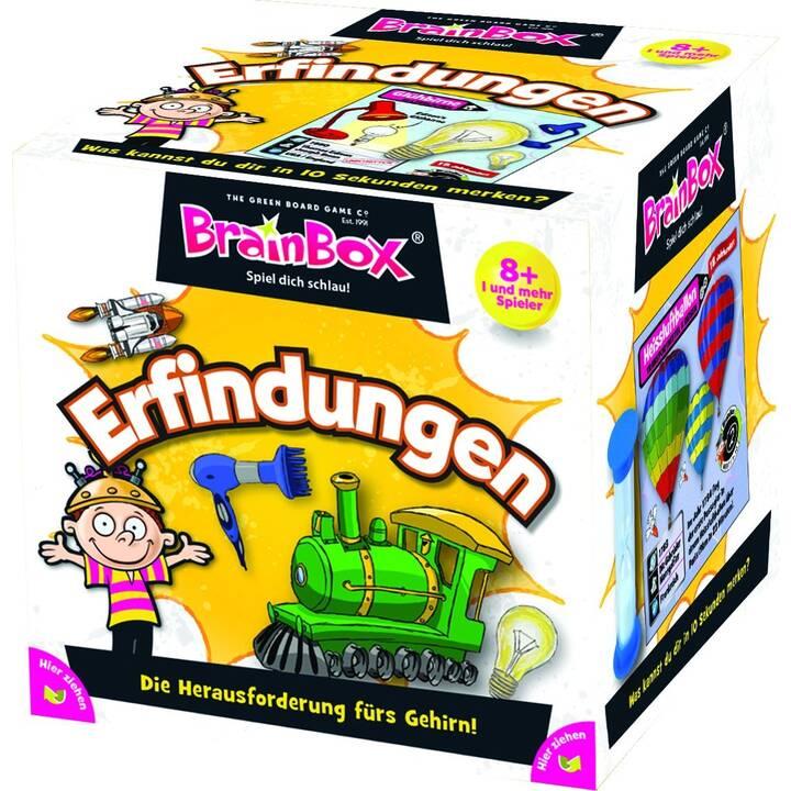 BRAIN BOX BrainBox  (Deutsch)