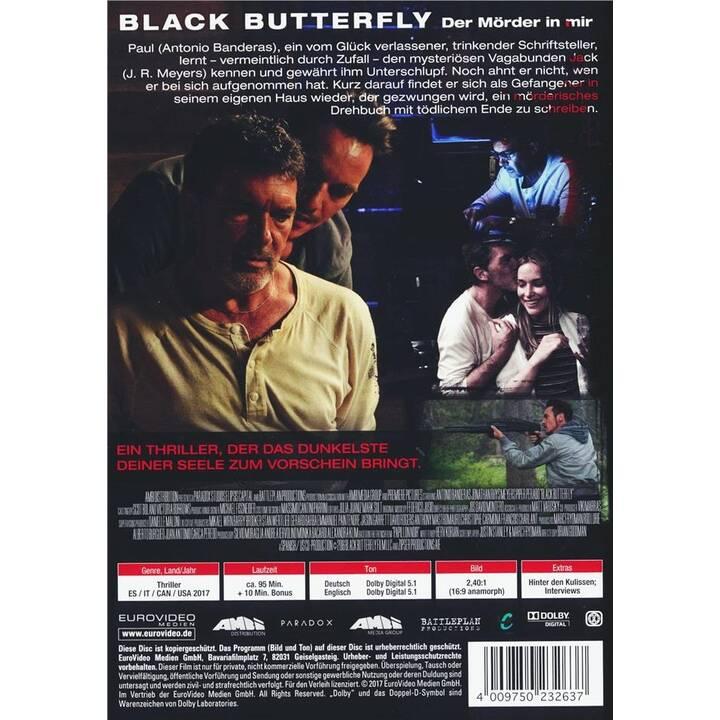 Black Butterfly - Der Mörder in mir (DE, EN)